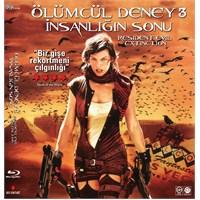 Resident Evil 3:Extinction (Ölümcül Deney 3:İnsanlığın Sonu) (Blu-Ray Disc)