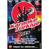 Karaoke Türkiye Hits- Karaoke Türkiye Hits 1 (Mikrofon Hediyeli)