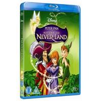 Peter Pan 2: Return To Neverland Pixie Powered Edition (Peter Pan 2: Varolmayan Ülkede Peri Tozu Versiyonu) (Blu-Ray Disc)