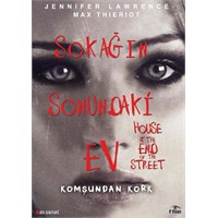 House at the End of the Street (Sokağın Sonundaki Ev) (DVD)