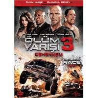 Death Race 3-Inferno (Ölüm Yarışı 3) (DVD)