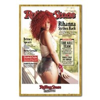 Rolling Stone Rihanna Maxi Poster