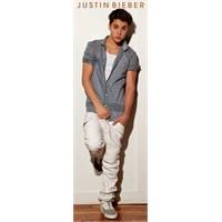 Justin Bieber Door Door Poster