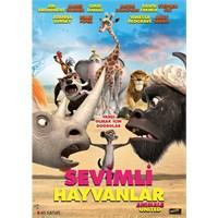 Animals United (Sevimli Hayvanlar) (DVD)