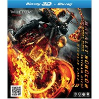 Ghost Rider 2: Spirit of Vengeance (Hayalet Sürücü 2: İntikam Ateşi) (Blu-Ray Disc)