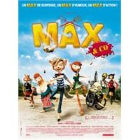Max'ın Macerası (Max & Co) (VCD)