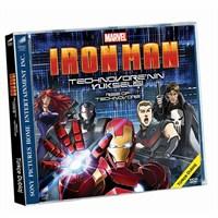 Iron Man: Technovore'nın Yükselişi (Iron Man Rise Of The Technovore) (VCD)