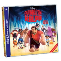 Oyunbozan Ralph (Wreck It Ralph) (VCD)