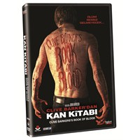Book Of Blood (Kan Kitabı) (DVD)
