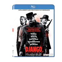 Django Unchained (Zincirsiz) (Blu-Ray Disc)
