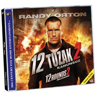 12 Tuzak 2: Kanunsuz (12 Rounds 2: Reloaded) (VCD)