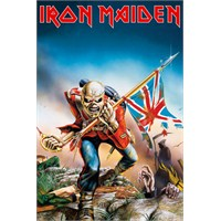 Iron Madien Trooper Maxi Poster