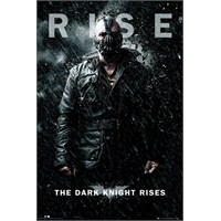 Batman Dark Knight Rises Bane Rises Maxi Poster