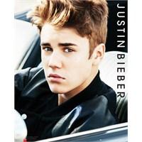 Justin Bieber Car Pin Up Mini Poster