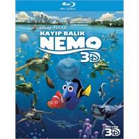 Finding Nemo (Nemo Kayıp Balık) (3D Blu-Ray Disc) (2 Disc)