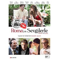 To Rome with Love (Roma'ya Sevgilerle) (DVD)