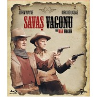 The War Wagon (Savaş Vagonu) (Blu-Ray Disc)