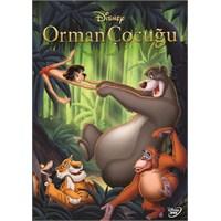 Orman Çocuğu Pırlanta Versiyonu (Jungle Book Diamond Edition) (VCD)