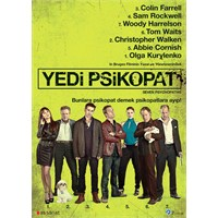 Yedi Psikopat (Seven Psychopaths) (VCD)