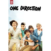 One Direction Albüm Maxi Poster