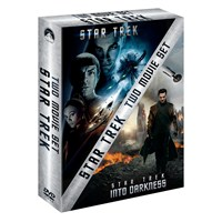 Star Trek + Star Trek Into Darkness İkili Box Set
