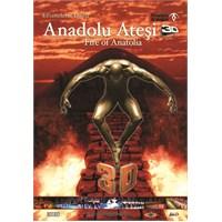 Anadolu Ateşi (3D Blu-Ray Disc)