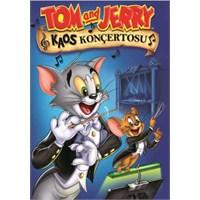 Tom&Jerry Chaos Concerto (Tom&Jerry: Kaos Konçertosu) (DVD)
