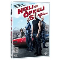 Hızlı ve Öfkeli 6 (Fast & Furious 6) (VCD)