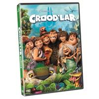 Croods (Crood'lar) (DVD)