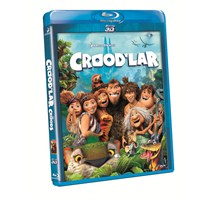 Croods (Crood'lar) (3D Blu-Ray Disc)
