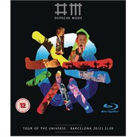 Depeche Mode – Tour Of The Universe: Barcelona (2 Dvd + 2 Bluray)