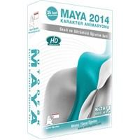 Maya 2014 Karakter Animasyon Öğretim Seti (42 Saat Saat 405 Videolu Türkçe Anlatım)