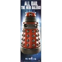 Doctor Who Dalek S.O.S Door Poster