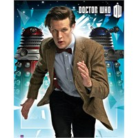 Doctor Who Daleks Mini Poster