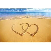 Beach Hearts Maxi Poster