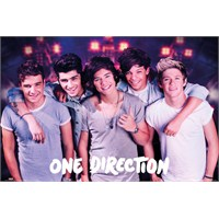 One Direction On Stage Maxi Poster