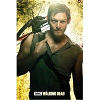 The Walking Dead Darly Maxi Poster