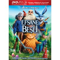Efsane Beşli (Rise of The Guardians) (Bas Oynat)
