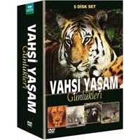 Vahşi Yaşam Günlükleri (DVD) (5 Disk)