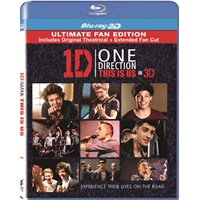 One Directıon: This Is Us (3D Blu-Ray Disc)