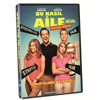 We're The Millers (Bu Nasıl Aile!) (DVD)