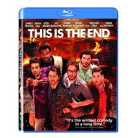 This Is The End (Buraya Kadar) (Blu-Ray Disc)