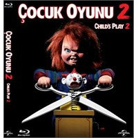 Child's Play 2 (Çocuk Oyunu 2) (Blu-Ray Disc)