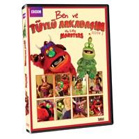 Me & My Monsters - Season 2 (Ben ve Tüylü Arkadaşim – Sezon 2) (DVD) (2 DİSK)