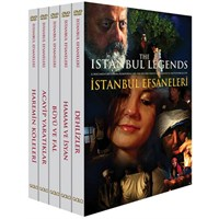 İstanbul Efsaneleri – 5li Kutu DVD Koleksiyon Seti (The Istanbul Legends) (DVD Plus)