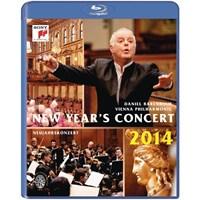 Daniel Barenboim Vienna Philharmonic – New Year's Concert 2014 (Blu-Ray)