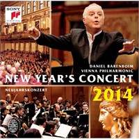 Daniel Barenboim Vienna Philharmonic – New Year's Concert 2014 (2 CD)