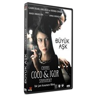 Coco Channel & Igor Stravinsky (Büyük Aşk) (DVD)