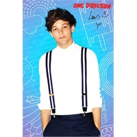 One Direction Louis Pop Maxi Poster