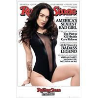 Rolling Stone Megan Fox Maxi Poster